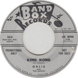 BAND BOX 253 - NEW YORK TWIST FREEZE DJ (2)