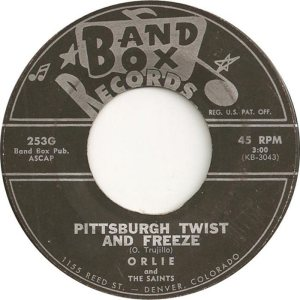 BAND BOX 253 - PITTSBURGH TWIST & FREEZE A