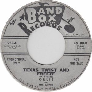 BAND BOX 253 - TEXAS TWIST & FREEZE DJ (1)
