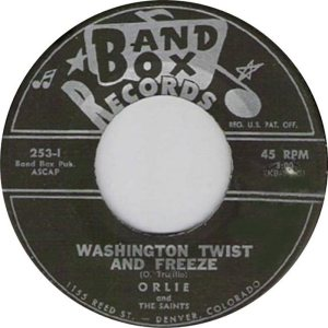 BAND BOX 253 - WASHINGTON TWIST & FREEZE A