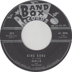 BAND BOX 253 - WASHINGTON TWIST & FREEZE B