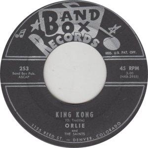 BAND BOX 253 - WASHINGTON TWIST & FREEZE B