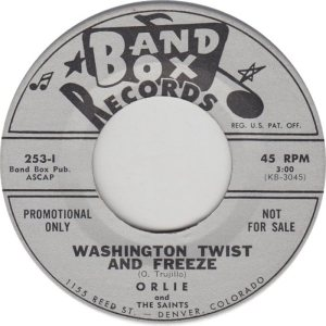 BAND BOX 253 - WASHINGTON TWIST FREEZE DJ (1)