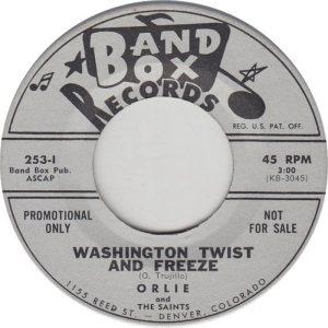 BAND BOX 253 - WASHINGTON TWIST FREEZE DJ (1)