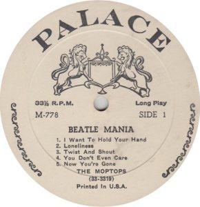 BEAT GOOF - BEATLE MANIA Z (3)