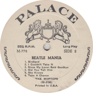 BEAT GOOF - BEATLE MANIA Z (4)