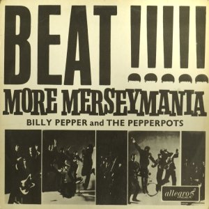 BILLY PEPPER & PEPPERPOTS - ALLEGRO 689 (1)
