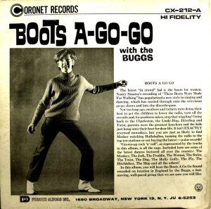 BUGGS CORONET 212 BOOTS A GO GO (2)