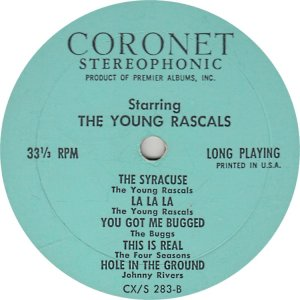 BUGGS & RASCALS - CORONET 283 _0001