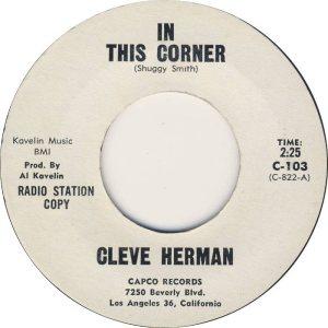 CAPCO 103 - CLIVE HERMAN A