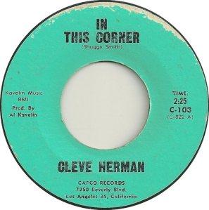 CAPCO 103 - CLIVE HERMAN C