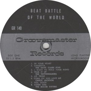 CLARK FIVE DAVE - GROOVEMASTER m (1) - Copy