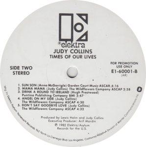 COLLINS JUDY - ELEKTRA 60001 R_0001