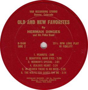 DANCE - DINGES HERMAN - VAB 1066 R_0001