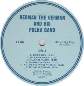 DANCE - DINGES HERMAN - VAB 66 R_0001