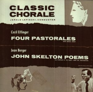 EFFINGER & BERGER - CLASSIC CHORAL A