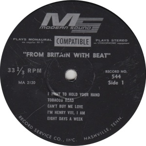FROM BRITAIN WITH A BEAT - MOD SOUND 544 (2)