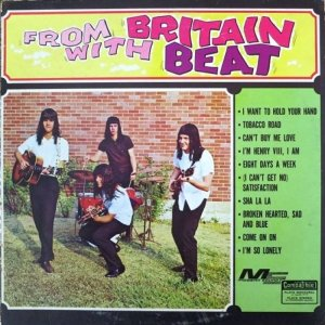 FROM BRITAIN WITH A BEAT - MOD SOUND 544