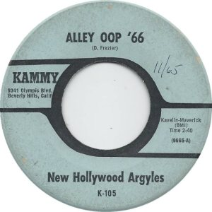 KAMMY 105 - N HOLLYWOOD ARGLES 11-65 A