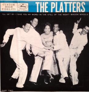 KAVELIN AL COMP - 1957 PLATTERS A