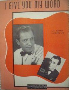 KAVELIN AL SHEET MUSIC 01
