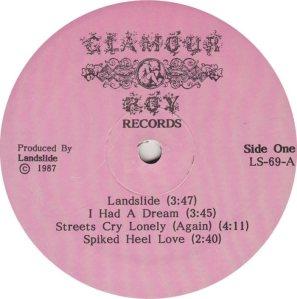 LANDSLIDE - CLAMOUR 69 R