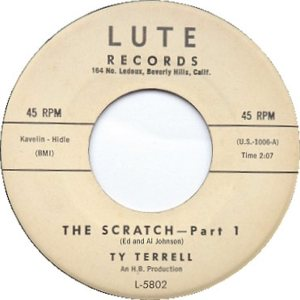LUTE 5802 - TERRELL TY - 1960 A