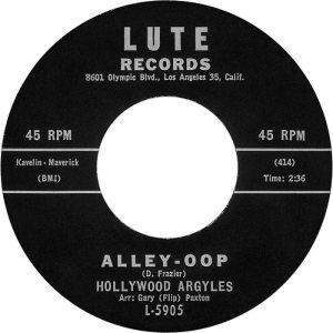 LUTE 5905 - HOLLYWOOD ARGYLES A