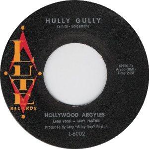 LUTE 6002 - HOLLYWOOD ARGYLES C