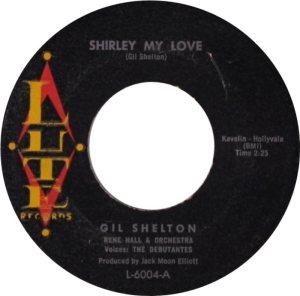 LUTE 6004 - SHELTON GARY B