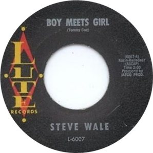 LUTE 6007 - WALE STEVE A