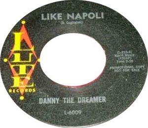 LUTE 6009 - DANNY DREAMER A