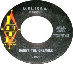 LUTE 6009 - DANNY DREAMER B