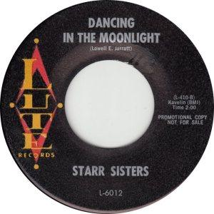 LUTE 6012 - STARR SISTERS B