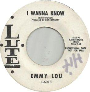 LUTE 6018 - EMMY LOU A