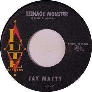 LUTE 6021 - MATTY JAY A