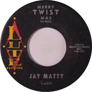 LUTE 6021 - MATTY JAY B