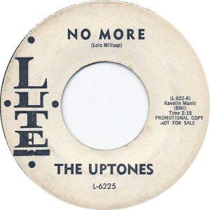 LUTE 6225 - UPTONES A