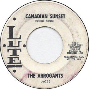 LUTE 6226 - ARROGANTS A