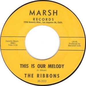 MARSH 203 RIBBONS B
