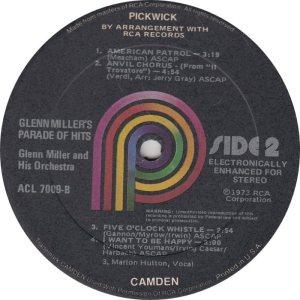 MILLER GLENN - PICKWICK 7009 R_0001