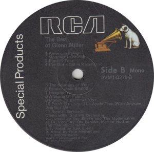 MILLER GLENN - RCA CUSTOM 805 R_0001