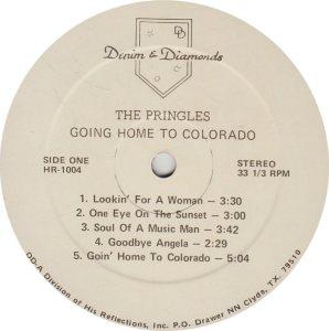 PRINGLES - DENIM DIAMONDS 1004 R
