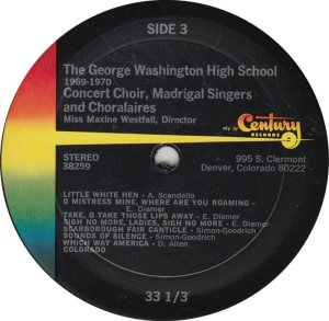 SCHOOL - GEORGE WASHINGTON - CENTURY 39259 R_0002