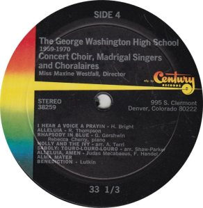 SCHOOL - GEORGE WASHINGTON - CENTURY 39259 R_0003