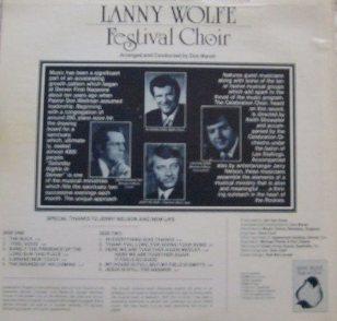 WOLFE LANNY - DENVER 2