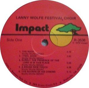 WOLFE LANNY - DENVER 3