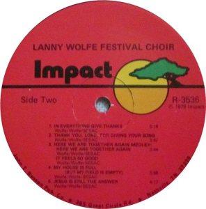 WOLFE LANNY - DENVER 4