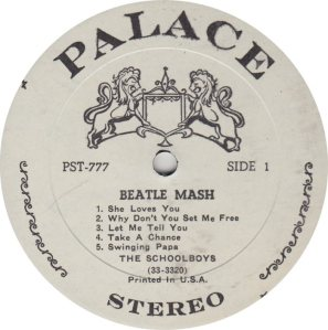 BEAT GOOF BEATLEMANIA MASH