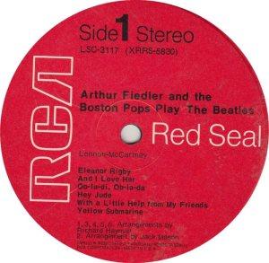BEAT GOOF - FIELDER ARTHUR - RCA 3117 A (1)